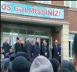 Zərdabda etiraz aksiyası: İcra başçısı hadisə yerinə gəldi - Video