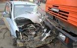 Minik avtomobili yük maşını ilə toqquşub, bir ailənin 3 üzvü ölüb
