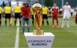 """Azərbaycan kuboku: """"Qəbələ"""" və """"Keşlə"""" finalda"""