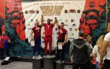 Azərbaycanlı idmançı Mustafa Əhmədov beşinci dəfə dünya çempionu oldu-Fotolar