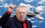 Jirinovski NATO qırıcılarının vurulmasını istədi - VİDEO