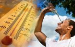 Dünən temperatur iqlim normasından 3 dərəcə yuxarı olub