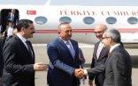 Çavuşoğlu Bakıdan qürurlandıran çarx paylaşdı - VİDEO