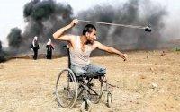 Qüds qətliamı: snayperlər ona da aman vermədi: 59 ölü - Video