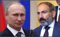 """Paşinyan Putinə meydan oxudu-""""Eyni mövqedə deyilik"""""""