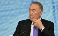 Nursultan Nazarbayev İSTEFA  - Video