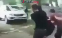 Azərbaycanda gənc qızı toydan qaçırdılar – Video