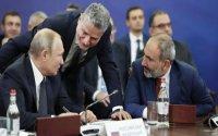 Putinə Yerevanda hörmətsizlik - Video