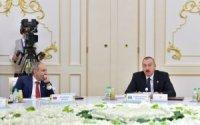 Aşqabadda polemika: Əliyev yenidən söz aldı və Paşinyana cavab verdi