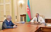 Prezident Hacıbala Abutalıbovu vəzifəsindən belə azad etdi — FOTO