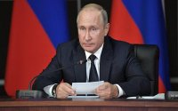 Rusiya bunda maraqlı deyil - Putin