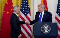 ABŞ və Çin ticarət müqaviləsi imzalayıb