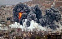 Rusiya qırıcıları türkiyəli hərbçilərin olduğu bölgəni BOMBALADI - Onlarla ölü var