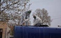 Tərtər rayonunda mütamadi olaraq dezinfeksiya işləri aparılır