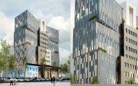 Bakıda bu nazirliyə yeni bina tikilir — FOTOLAR