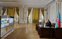 Prezident Təhlükəsizlik Şurasınının iclasını keçirdi - Qapalı rejimdə