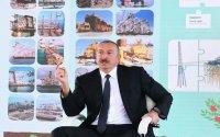 """İlham Əliyev: """"Sovet İttifaqının son illərində Azərbaycana qarşı böyük ədalətsizliklər edildi"""""""