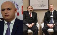 """Armen Aşotyan:  """"İlham Əliyevin açıqlamalarının arxasında tank və silahlar görünür"""""""