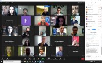 25 ölkənin  gənc liderlərinin  qatıldığı  könüllülüyə dair onlayn forum