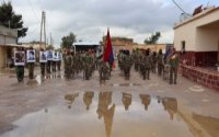 Suriyadan erməni batalyonu da Qarabağa göndərildi - YPG TƏLİM KEÇMİŞDİ...