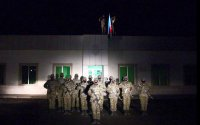 İşğaldan azad olunan Laçında Azərbaycan bayrağı qaldırıldı - VİDEO