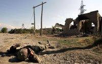 Qarabağda daha 5 erməni əsgərin meyiti tapıldı