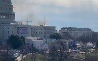 """İran ABŞ Konqres binasını """"darmadağın etdi"""" - VİDEO"""