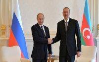 Putin və Əliyev arasında telefon danışığı – Razılıq əldə olundu