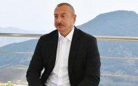 İlham Əliyevin Xankəndi çıxışının videosu -
