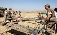 Ordumuzun cavab zərbəsi: Erməni hərbçi başından vuruldu