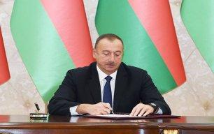 Prezidentdən azad edilmiş ərazilərdəki torpaqlarla bağlı FƏRMAN