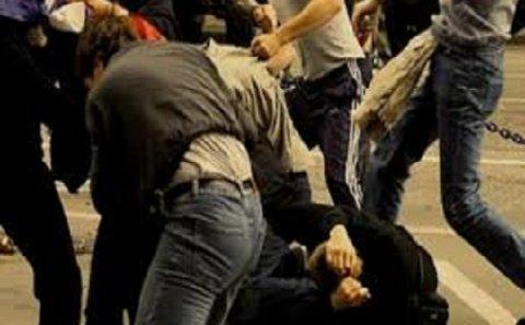 Bakıda KÜTLƏVİ DAVADA 1 nəfər ölüb, 1-i yaralanıb - FOTO - VİDEO