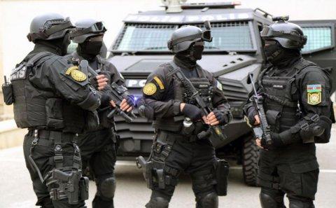 Azərbaycanda polislə silahlı atışma — 5 nəfər saxlanıldı