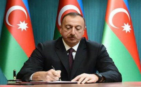 Prezident İlham Əliyev bu rayonların icra başçılarını vəzifələrindən azad etdi