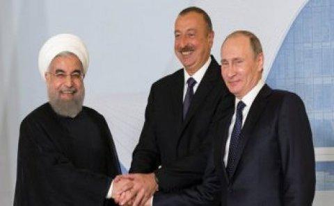 Azərbaycan, Rusiya və İran prezidentləri avqustda görüşəcəklər