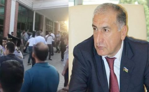Məhkəmə deputatın oğlu ilə bağlı həbs qərarı verdi