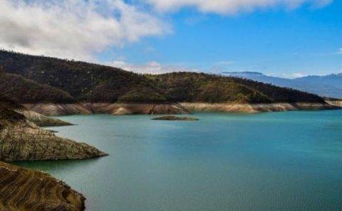 Ermənilər Xankəndi yaxınlığında yeni su anbarı tikintisindən danışdılar...