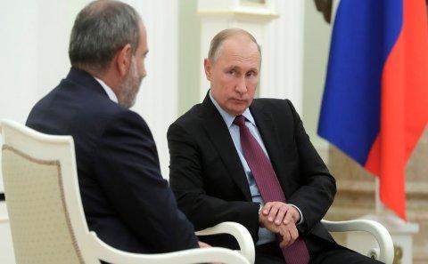 """Kremldən İrəvana şok təlimat: """"Putin gələnədək…"""""""