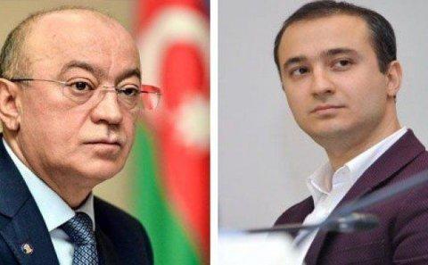 Kəmaləddin Heydərovun oğlu tanınmış teleaparıcıya vəzifə verdi — FOTO