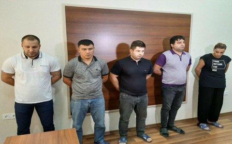 Bakıda adam oğurluğuna görə ər-arvad və daha 4 nəfər saxlanıldı