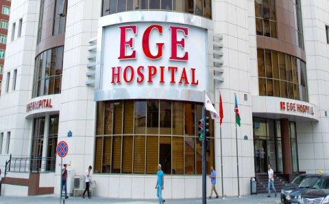 """""""Ege hospital""""da müalicə alan 20 yaşlı gənc ölüb"""