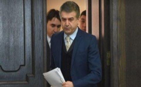 Ermənistanın keçmiş baş naziri də hədəfə alındı