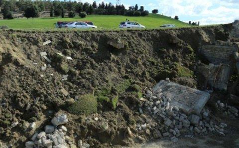 Bakı və Abşerondakı bəzi sürüşmə sahələrində aktivlik qeydə alınıb