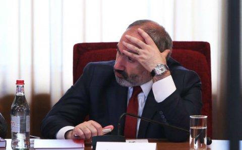 Nikol Paşinyan səfirləri tənqid edib: