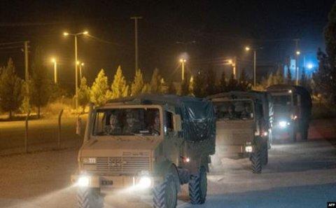Suriyaya hücum tezliklə başlanacaq – Türkiyə rəsmisi