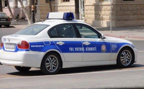 Yol polisi sərnişini sərxoş sürücü kimi cərimələdi – Bakıda kuryoz olay