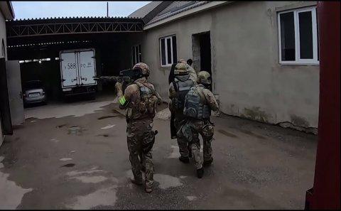 Rusiyada terrorçuları maliyyələşdirənlər ələ keçib - VİDEO