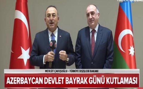 Qardaş Türkiyədən Azərbaycana bayram təbriki - Video