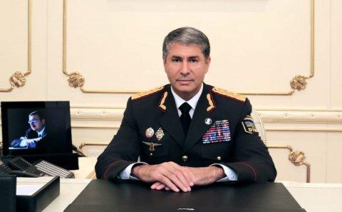 Vilayət Eyvazov polis kapitanına yüksək vəzifə verdi