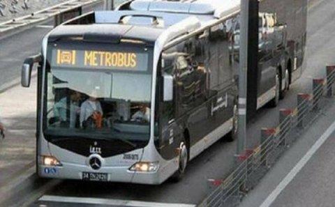 Bakıda metrobuslar fəaliyyətə başlaya bilər - YENİLİK